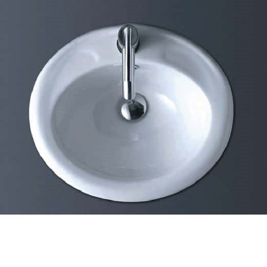 WB 4055 CLINDA Oval Insert Basin