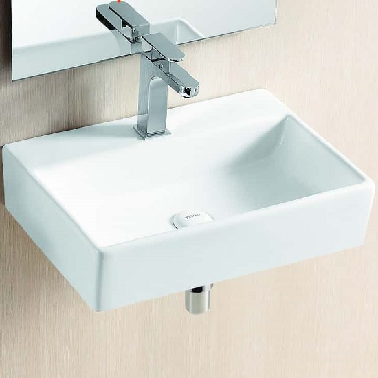 WB 5136W ACQUA Wall Hung Basin