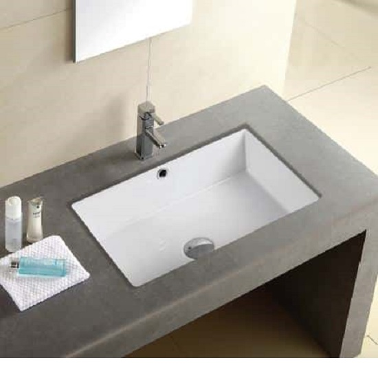WB 5038A QUBI-II Under Counter Basin