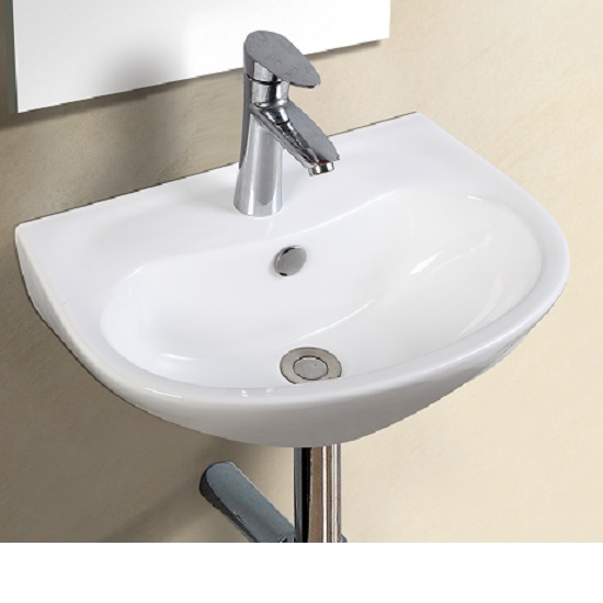 WB 5035W MOBI Wall Hung Basin