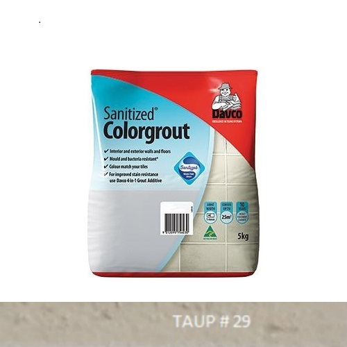 Sanitized® Colorgrout - 29 Taupe 1.5kg