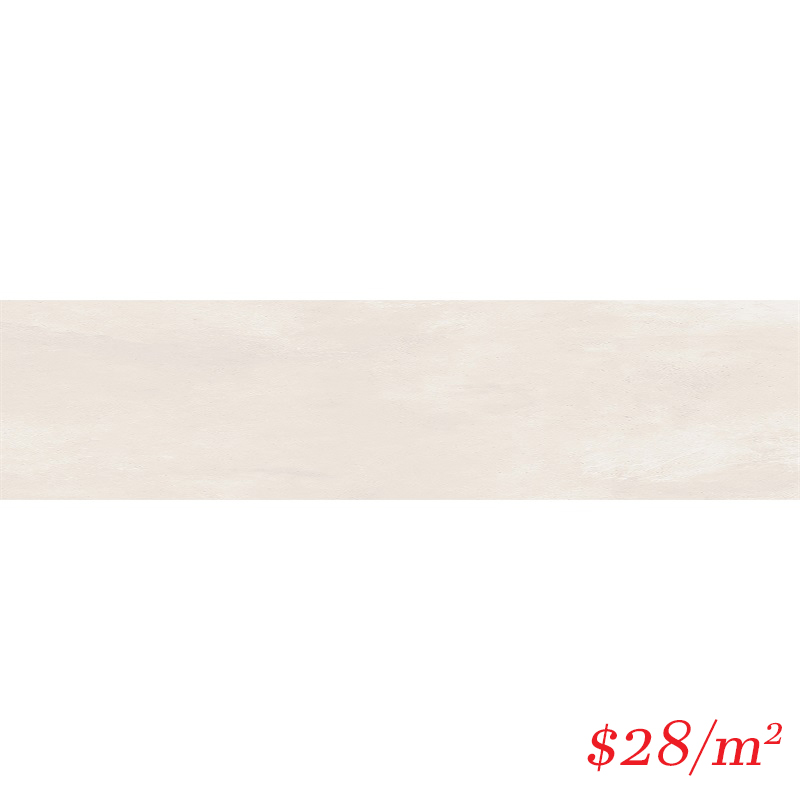 LEO0012 MATT WHITE 100X400MM