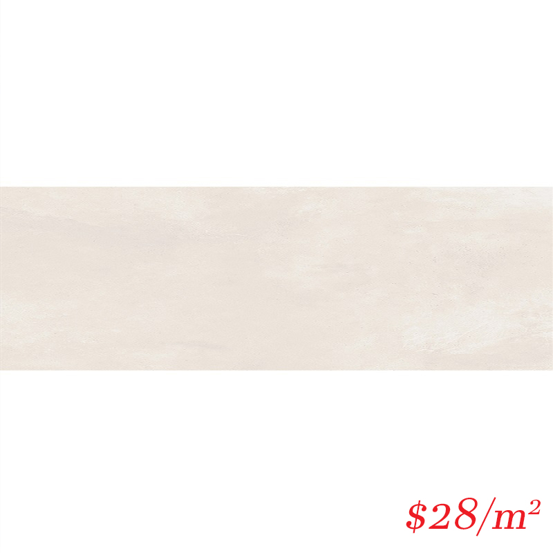 LEO0031 SUBWAY MATT WHITE 100X300MM