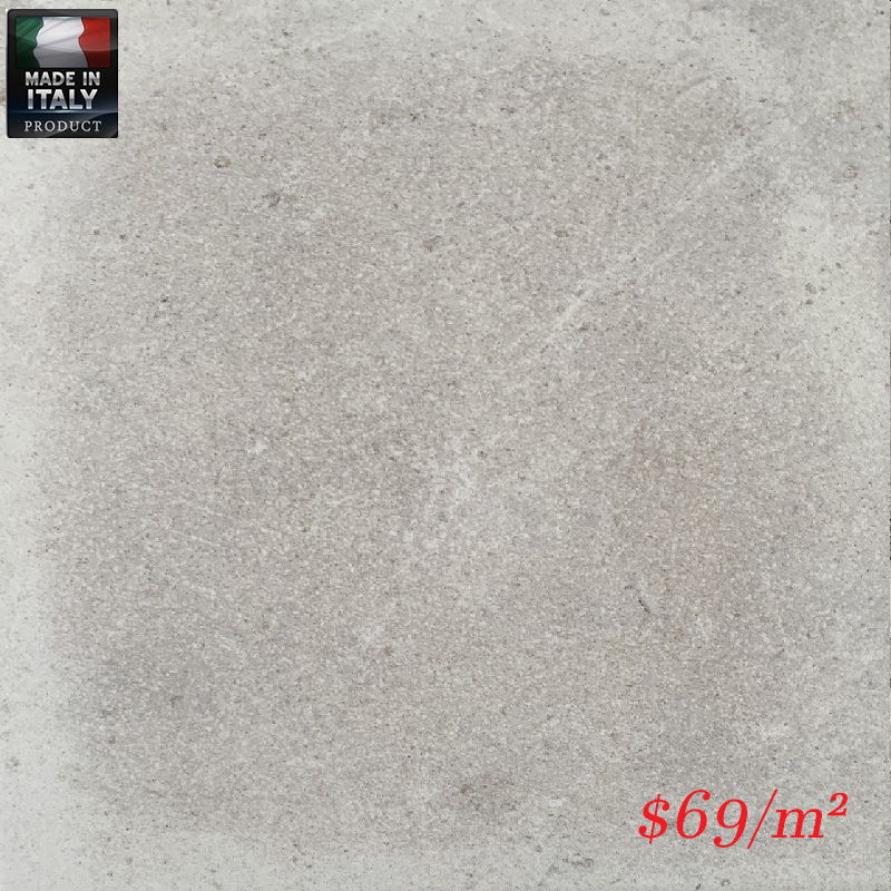 MARI0030 MAIOLICHE CEMENTINE 900 BIANCO PLAIN 200X200MM NOVBI MADE IN ITALY