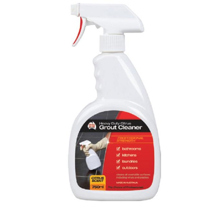 GC750C DTA CITRUS GROUT CLEANER 750ML