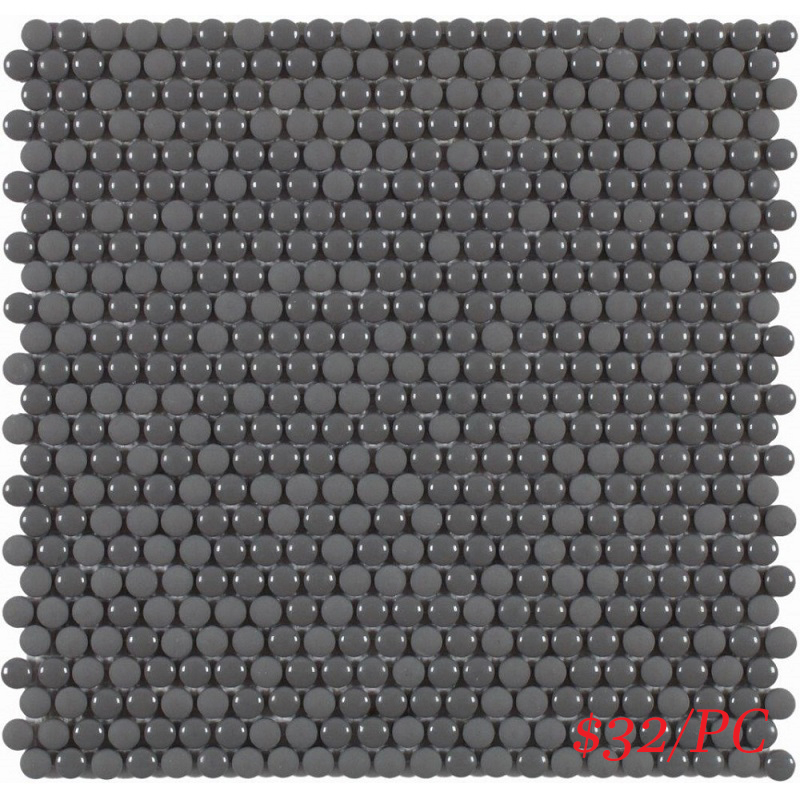 187535 DOTS GREY 282X285mm Spain Made