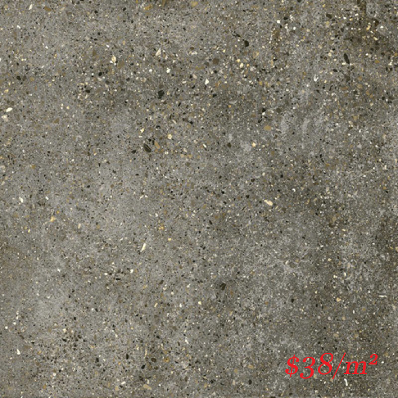 BETCHA6060X BETON CHARCOAL EXTERNAL 600X600MM