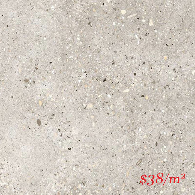 BETLIGGRE6060L BETON LIGHT GREY LAPPATO 600X600MM