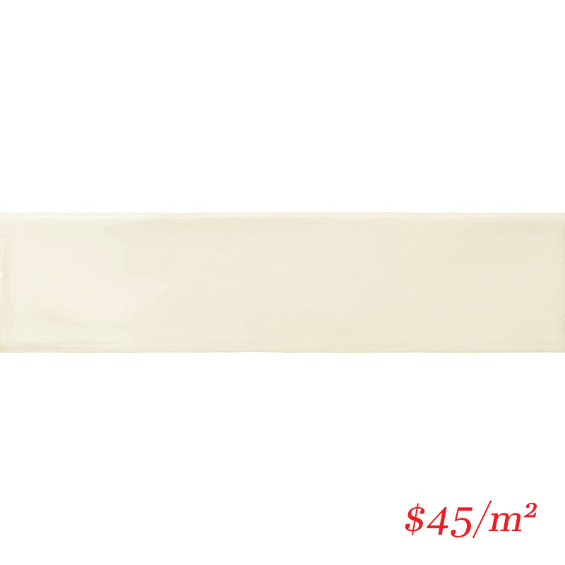 BLOCLOGRE76302 BLOCK CLOUDY GREY GLOSS 76X302MM