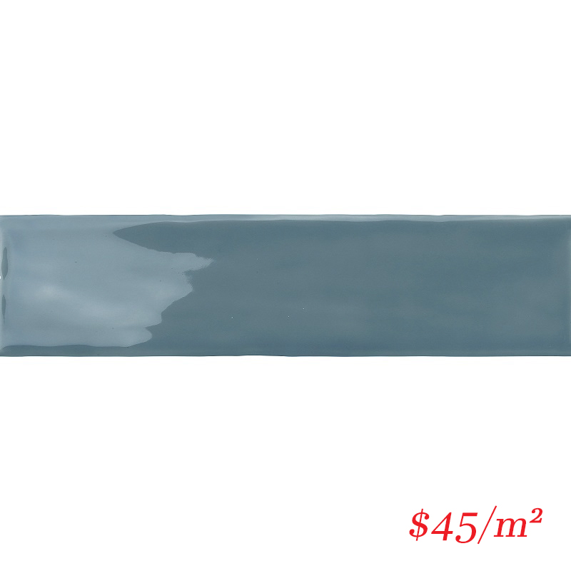 BLONORBLU76302 BLOCK NORDIC BLUE GLOSS 76X302MM