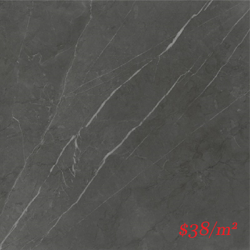 BRADARGRE6060M BRACCA DARK GREY MATT 600X600MM
