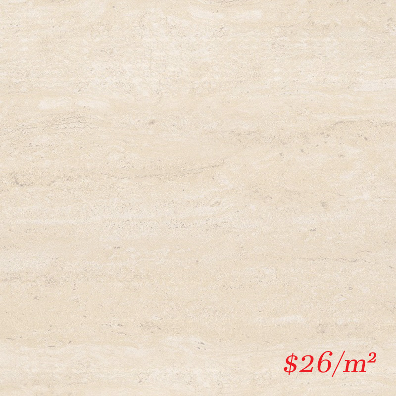 TRABEI3030M TRAVERTINA BEIGE MATT 300X300MM