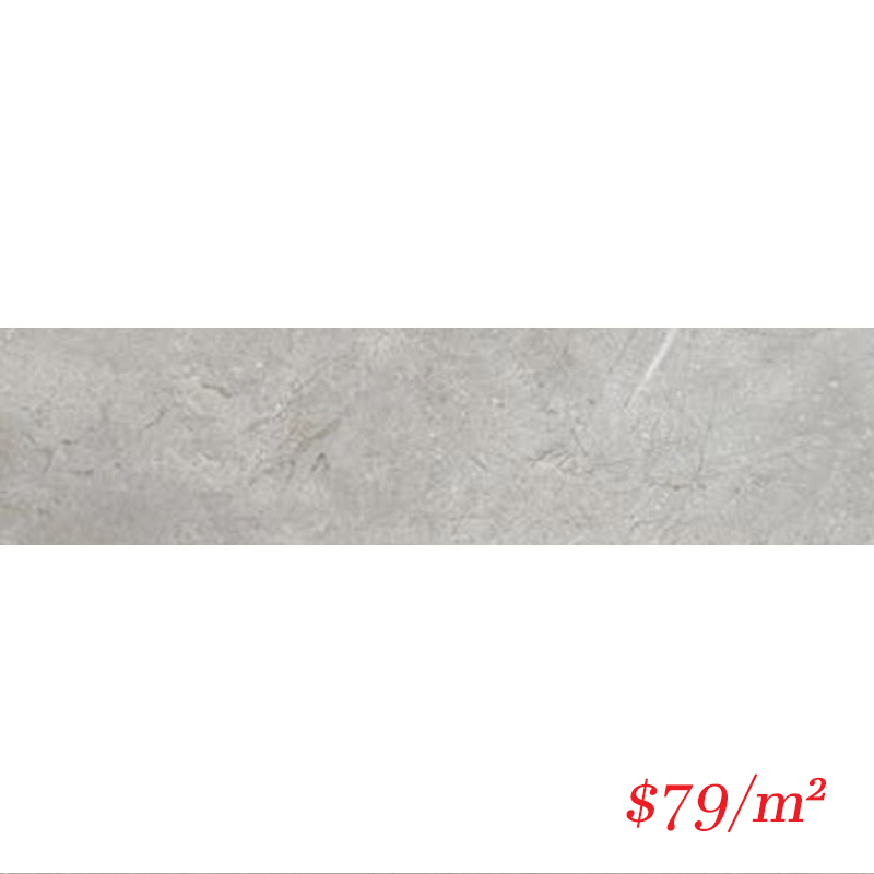 13CHIGYH CH75303SH CHISWICK GREY HONED 75X300MM