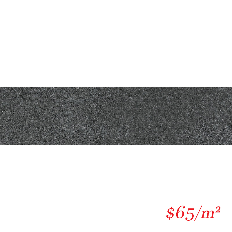 13REEBKM RF1739 REEFSTONE BLACK MATT 75X300MM