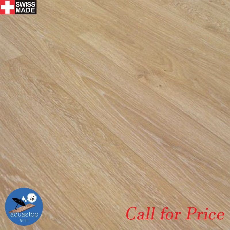 Kronoswiss Aquastop 8mm 48 hours protection AC4 V4 Micro Bevel - Limed Oak