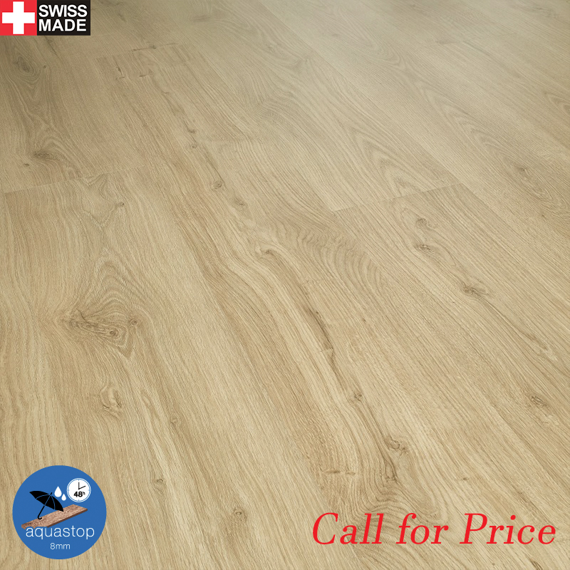 Kronoswiss Aquastop 8mm 48 hours protection AC4 V4 Micro Bevel - Natural Oak