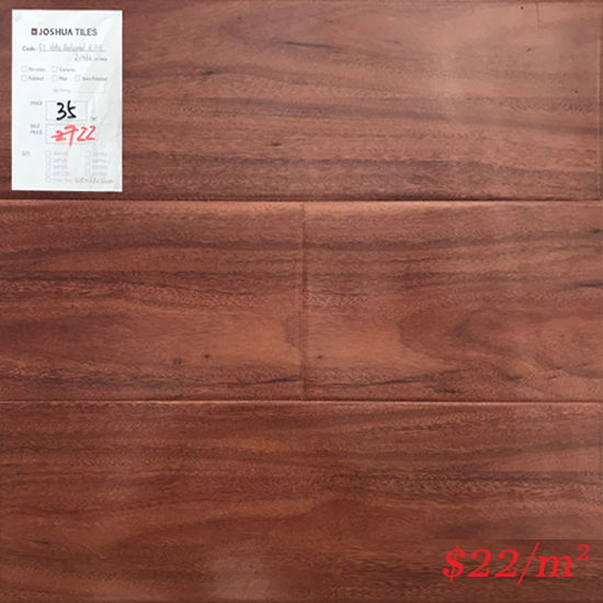 PINACO 12MM LAMINATE FLOOR - K311 Vatu Redwood Gloss