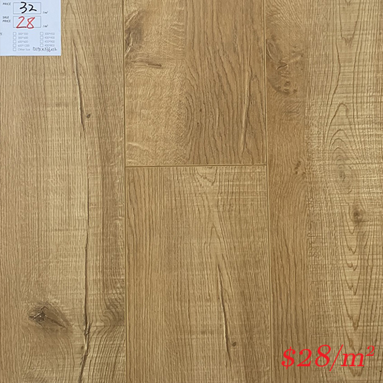 PINACO 12MM AC4 LAMINATE FLOOR - P001 Saba
