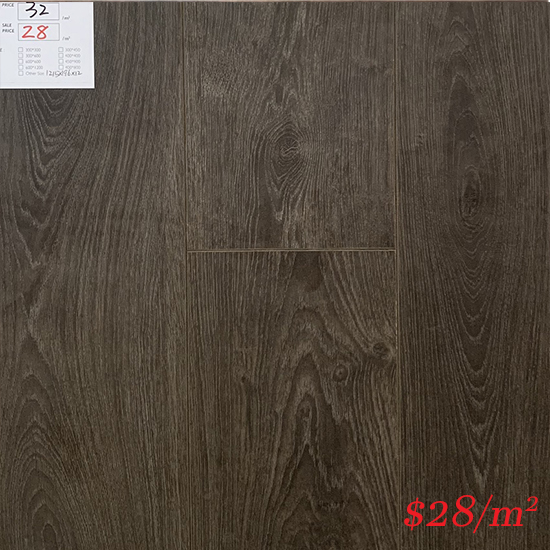 PINACO 12MM AC4 LAMINATE FLOOR - P003 Nerabella
