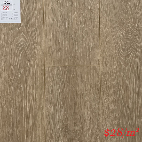 PINACO 12MM AC4 LAMINATE FLOOR - P012 Lumie