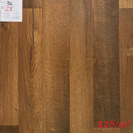 ECO FLOORING 12MM AC4 LAMINATE FLOOR - JT050311