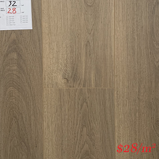 ECO FLOORING 12MM AC4 LAMINATE FLOOR - JT050313