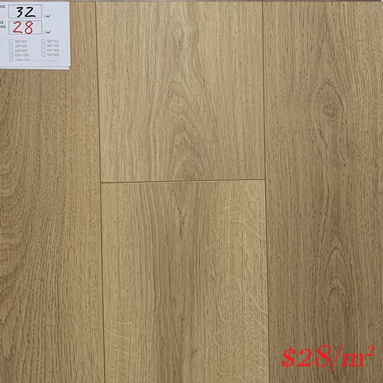 ECO FLOORING 12MM AC4 LAMINATE FLOOR - JT050314
