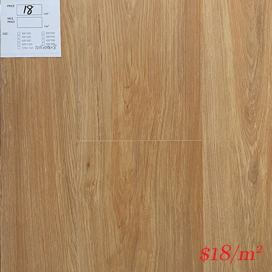 PINACO 8MM LAMINATE FLOOR - P802 Kinawa