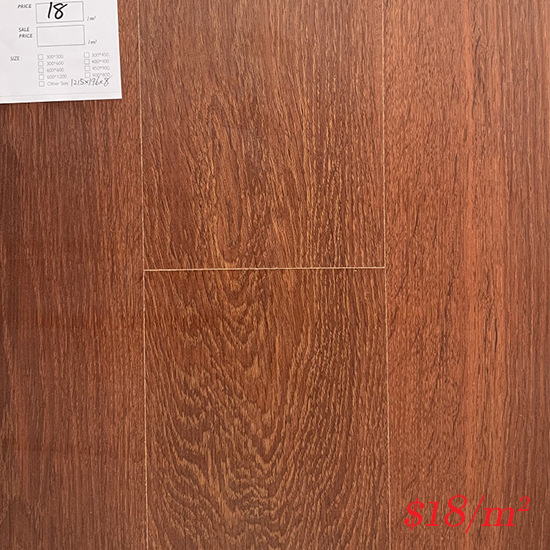 PINACO 8MM LAMINATE FLOOR - P805 Annata