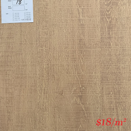 ECO FLOORING 8MM LAMINATE FLOOR - P807 Chambra