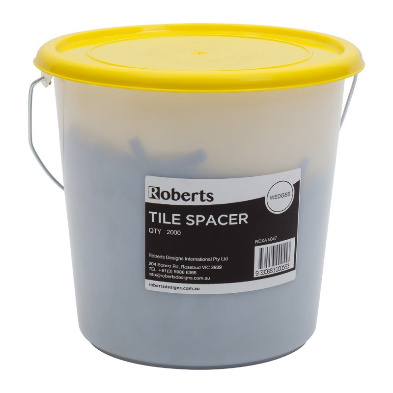 RDXA5047 Roberts Design Wedges bucket of 2000