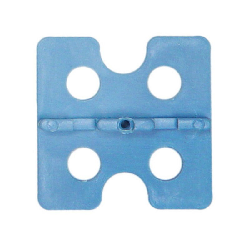 2UE100 ATR Tile Leveling Blue Edge Universal Spacing Plate 100 pack