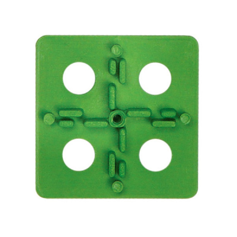 3FX100 ATR Tile Leveling Green Floor Spacing Plates 100 pack
