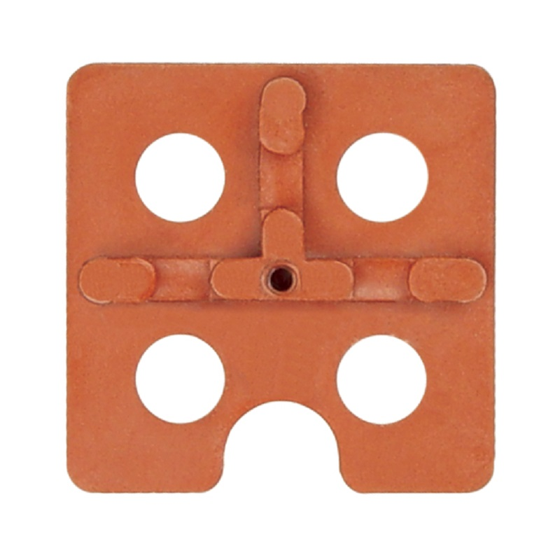 3UT100 ATR Tile Leveling Orange T Universal Spacing Plate 100 pack