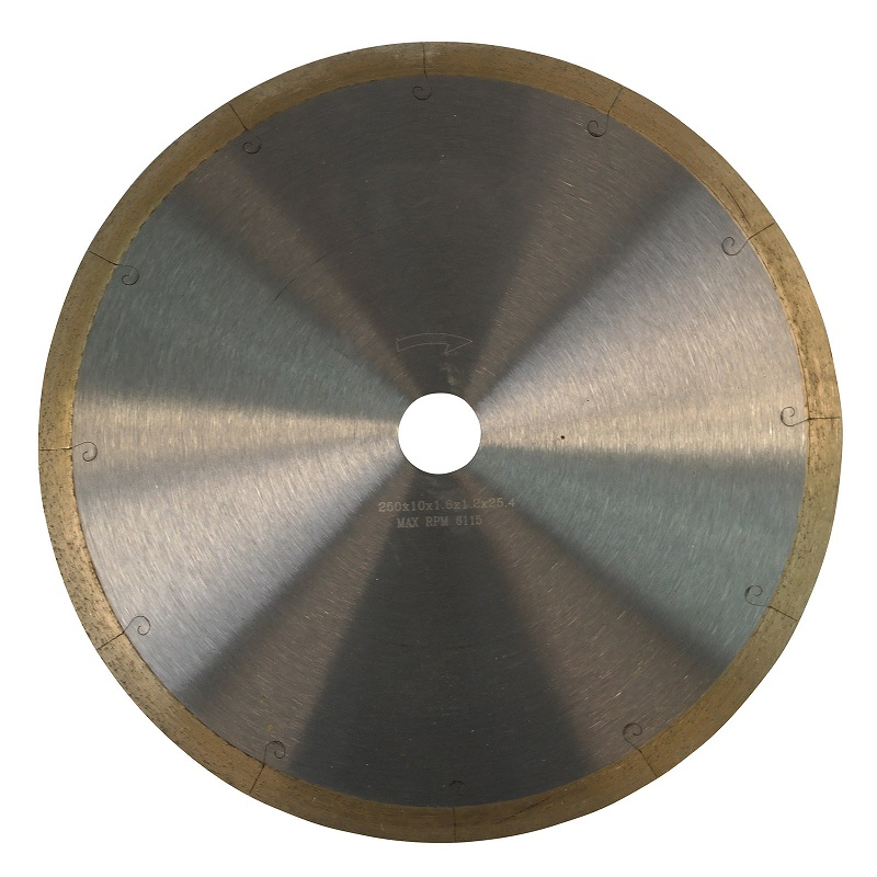RDXT863 Diamond Sintered J Blade 200mm x 25.4mm