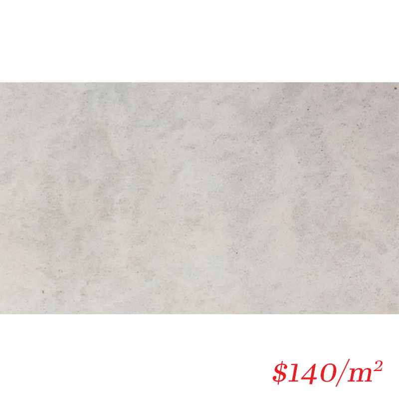 HONED SANDSTONE - Snow White 500*500*20MM
