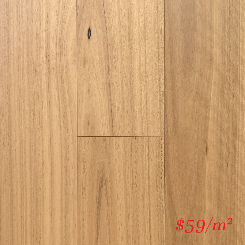 SUNSTAR ENGINEERED RIGID CORE TIMBER FLOOR - 1901 BLACKBUTT