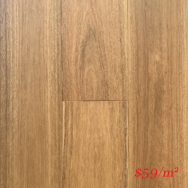 SUNSTAR ENGINEERED RIGID CORE TIMBER FLOOR - 1902 SPOTTED GUM