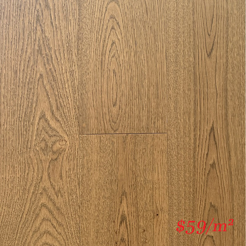 SUNSTAR ENGINEERED RIGID CORE TIMBER FLOOR - 1921 TRADITIONAL OAK