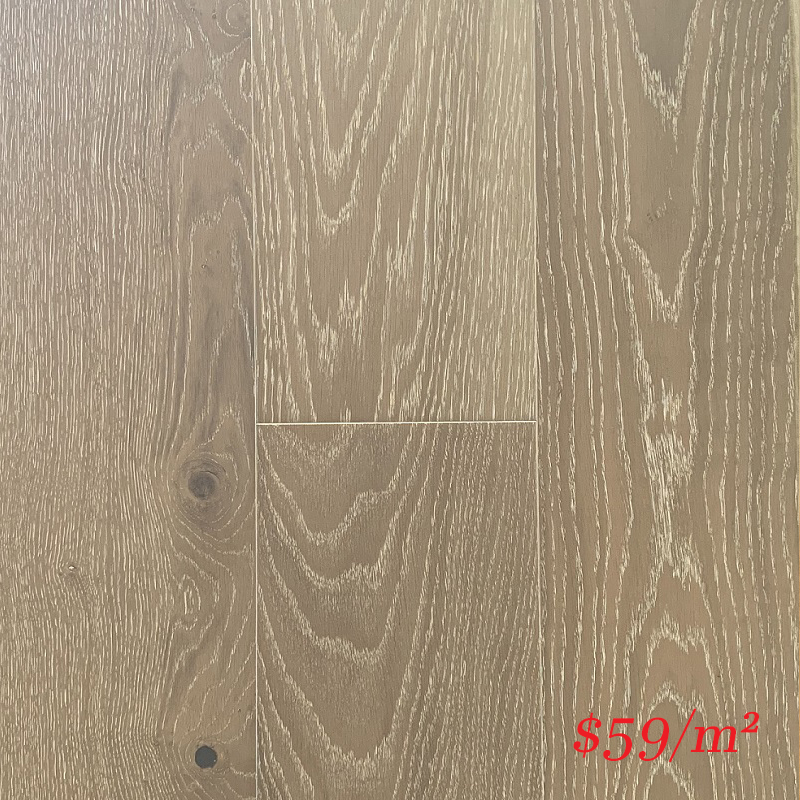 SUNSTAR ENGINEERED RIGID CORE TIMBER FLOOR - 1922 BARN OAK