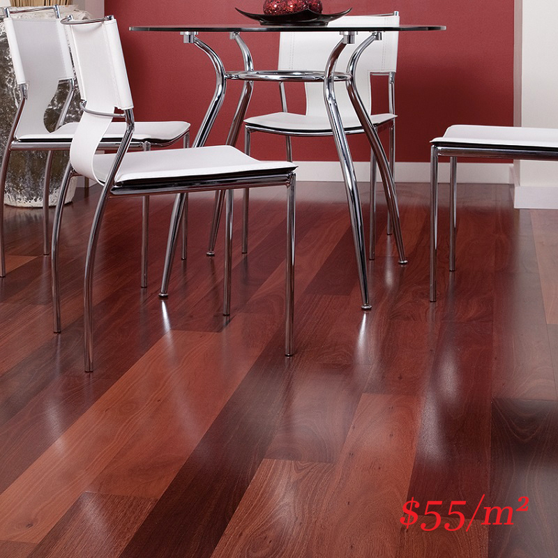 HJ301 Jarrah Smooth Finish 1900mm*140mm*12/0.6mm
