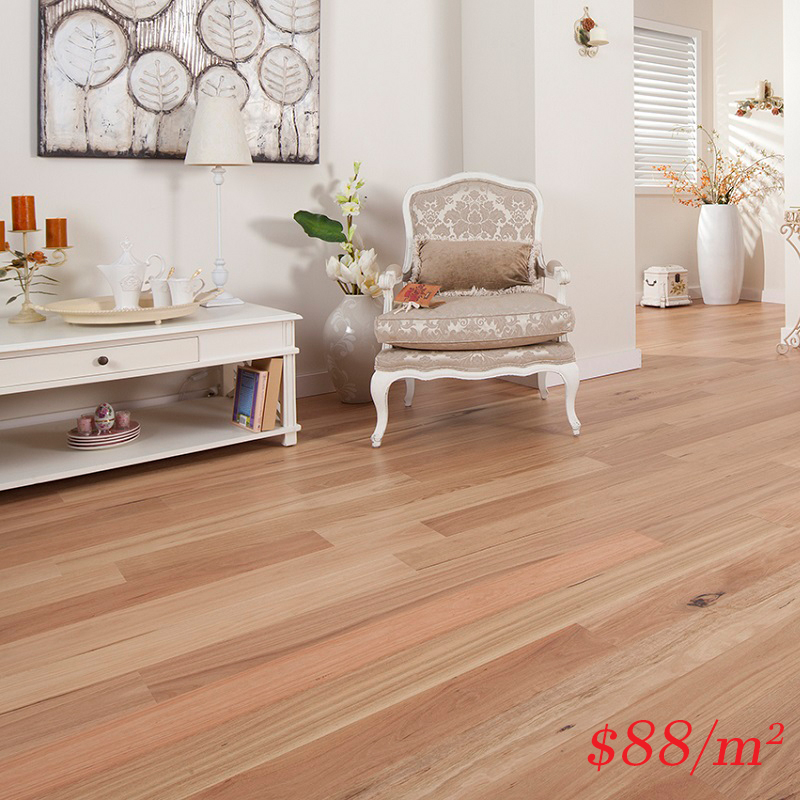 Barrington Australian Timber Hardwood Range - 136mm Blackbutt Matt