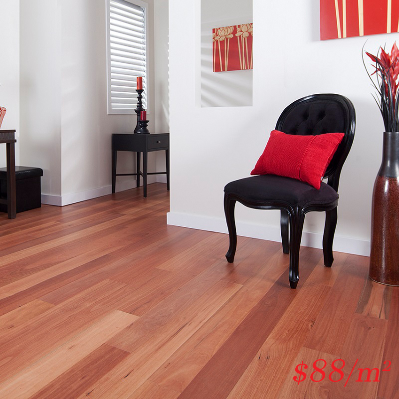 Barrington Australian Timber Hardwood Range - 127mm Sydney Blue Gum Matt
