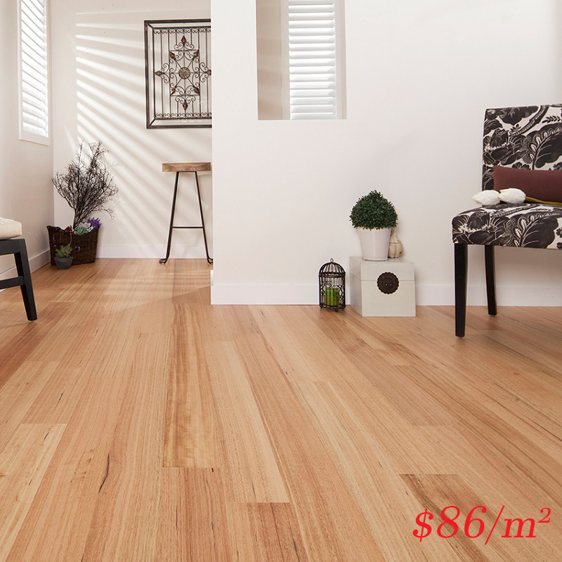 Barrington Australian Timber Hardwood Range - 127mm Tasmanian Oak Matt