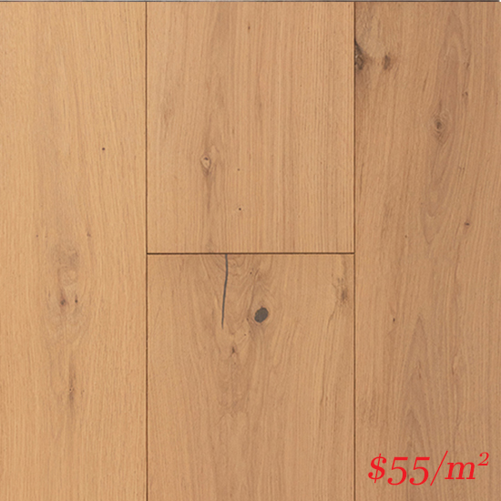 Terra-Mater Linwood European Oak (12mm) - Iceberg 3187