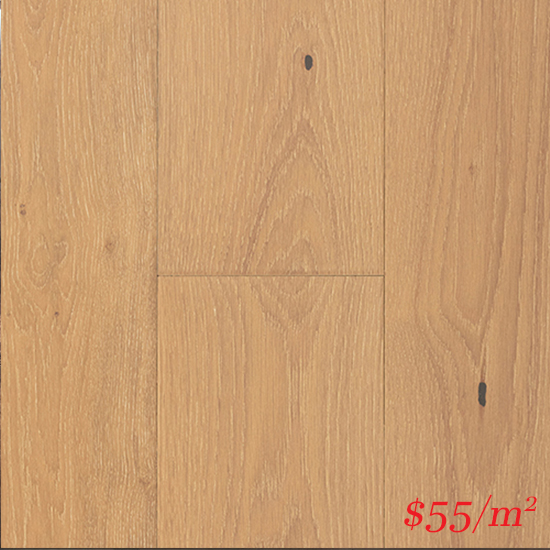 Terra-Mater Linwood European Oak (12mm) - Desert Sands 3234