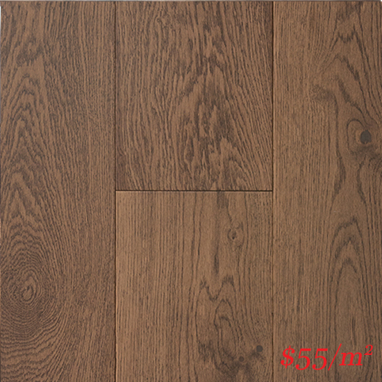 Terra-Mater Linwood European Oak (12mm) - Black Forest 3278