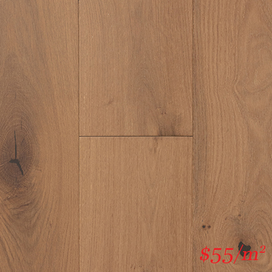 Terra-Mater Linwood European Oak (12mm) - Brown Wattle 3471