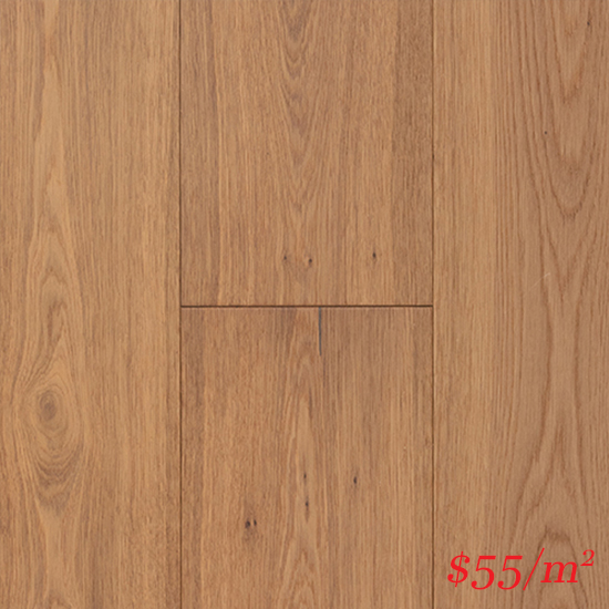 Terra-Mater Linwood European Oak (12mm) - Desert Oak 3478