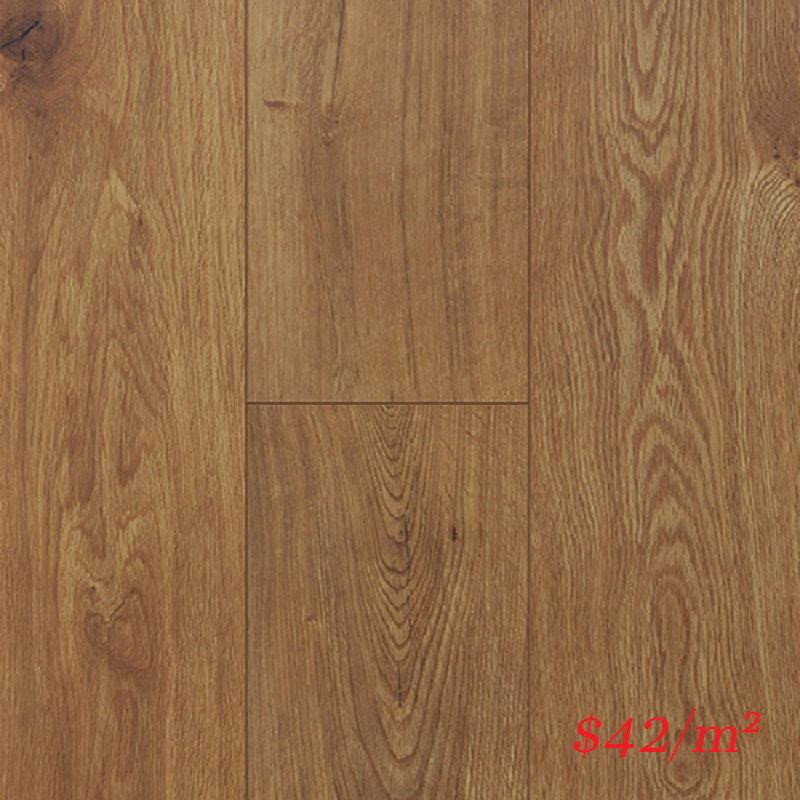 ECOFLOORING AC5 12MM COMMERCIAL GRADE LAMINATE - 1405